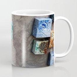 Single Ceramic  Tiles 2 Coffee Mug