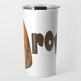 Downtown Browns Travel Mug