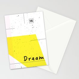 Planet M Series *Dream Stationery Cards