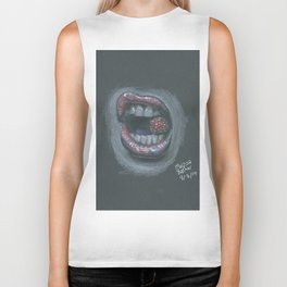 BLACKFOREST LIPS Biker Tank