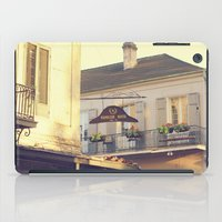 napoleon iPad Cases featuring Napoleon Corner by Briole Photography