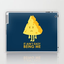 It ain't easy being cheesy Laptop & iPad Skin