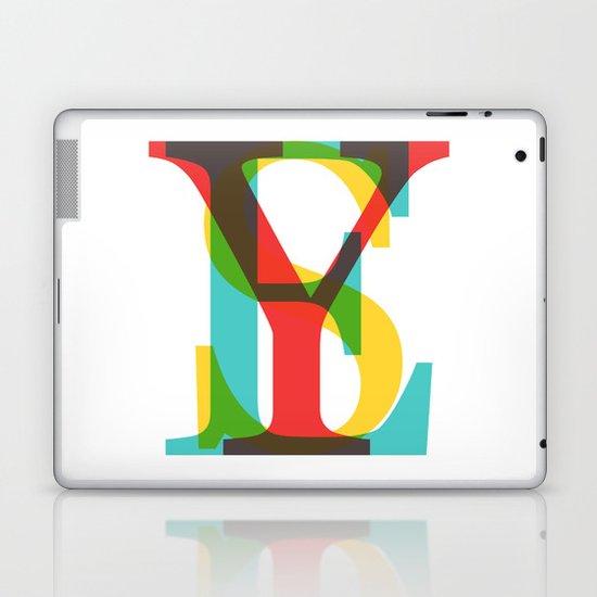 YES Laptop & iPad Skin