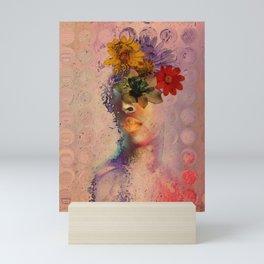 Distant Spring Dreams Mini Art Print