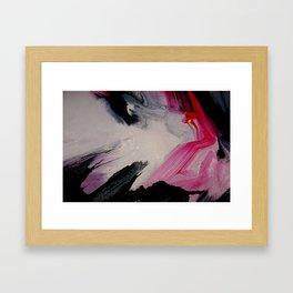 Wet paint 5 Framed Art Print
