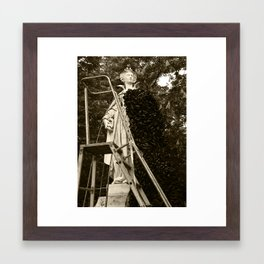 Mary, Queen of Scots Framed Art Print