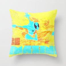 Be Amazing! Throw Pillow