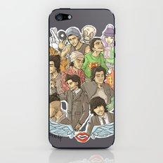 Zayn Malik iPhone & iPod Skin