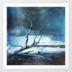 A Winter Dream Art Print