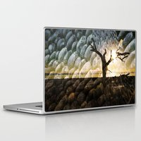 coachella Laptop & iPad Skins featuring Tree of Life by Loveurstyle