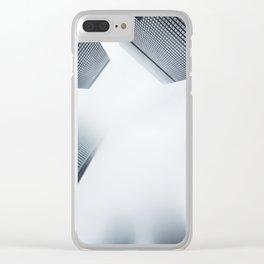 Hyper Fog - New York City Clear iPhone Case