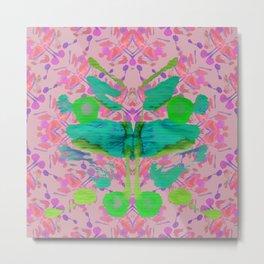 Butterfly Bill Metal Print