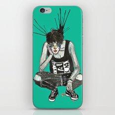 Taemin x NYLON  iPhone & iPod Skin