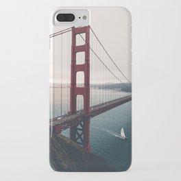 Golden Gate Bridge - San Francisco, CA iPhone Case