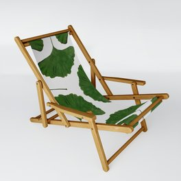 Ginkgo Leaf II Sling Chair