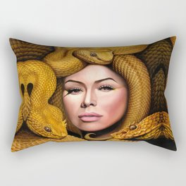 Ania Medusa Rectangular Pillow