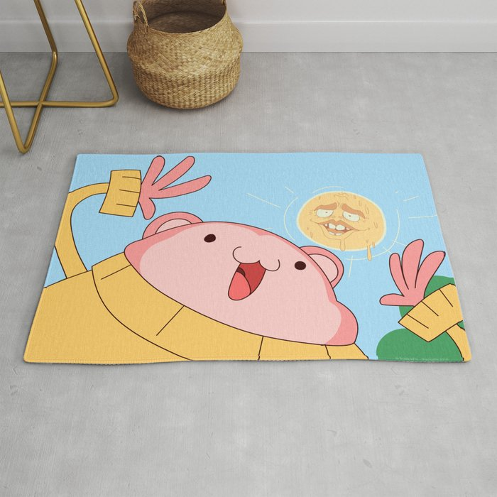 My name is Peepoodo Rug