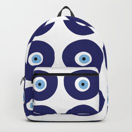 GREEK EYE XÔ OLHO GORDO Backpack