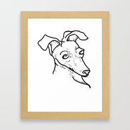 Tony Framed Art Print