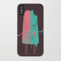 Non-Identical Twins iPhone X Slim Case
