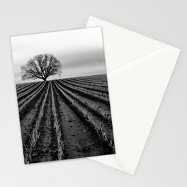 leading lines Stationery Cards