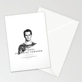 AN IDEAL TO STRIVE TOWARDS Stationery Cards