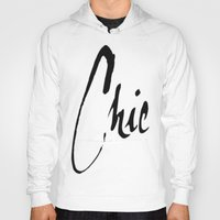 chic Hoodies featuring Chic by I Love Decor