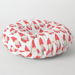Gnome Pattern Floor Pillow
