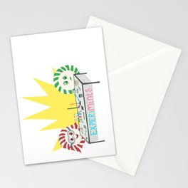 Experimints Stationery Cards