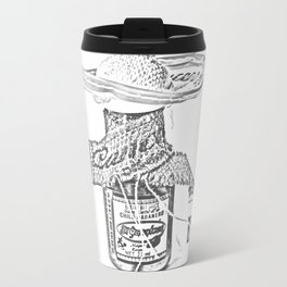 Hot Sauce - Chile Habanero Travel Mug