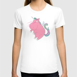 Super Horse... Unicorn Dreams. T-shirt