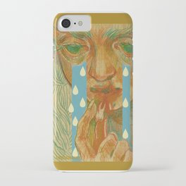 hush now baby baby don't you cry iPhone Case