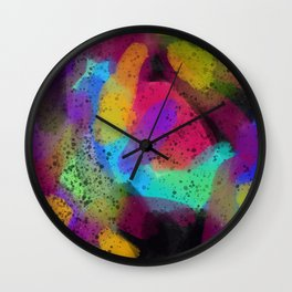 Who even are you? Wall Clock