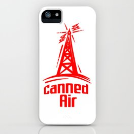 Show Logo Red iPhone Case