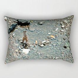 Bird in Bucharest Rectangular Pillow