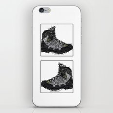 Shoe 1 iPhone & iPod Skin