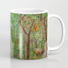 Beautiful forest Mug