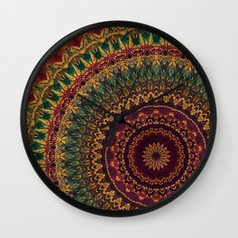 Mandala 220 Wall Clock