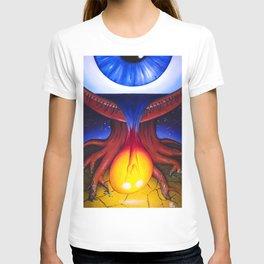tree of death T-shirt