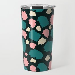 abstract paint swatches Travel Mug