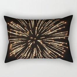 Fireworks Rectangular Pillow