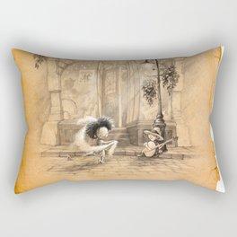 Time for a Dance Rectangular Pillow