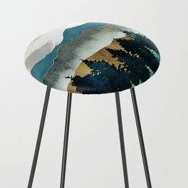 Forest Mist Counter Stool