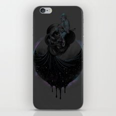 Paint the Black Hole Blacker iPhone & iPod Skin