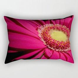 Fuchia Rectangular Pillow