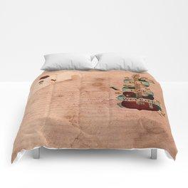 Do I Look Worried Comforters