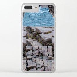 ROCK HOP Clear iPhone Case