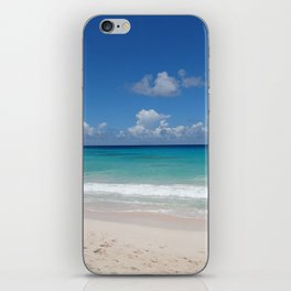 Caribbean beach iPhone Skin
