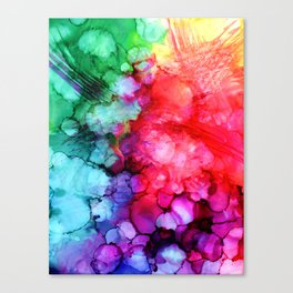 Rainblow Canvas Print