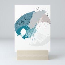 Muffin mess pt. 2 Mini Art Print